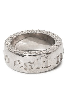 Женское кольцо LEVASHOVAELAGINA серебряного цвета, арт. kto/r | Фото 1