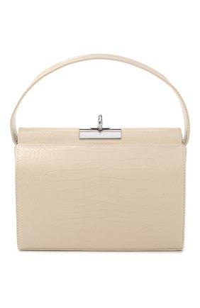 Женская сумка milky GU_DE кремвого цвета, арт. G020SMCL001 | Фото 1