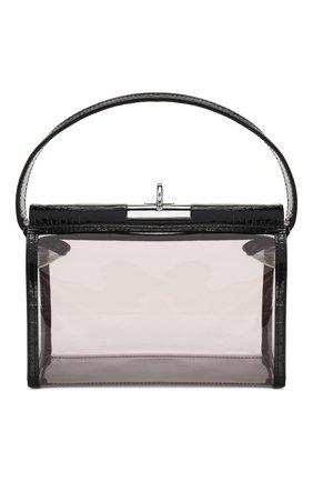 Женская сумка water GU_DE черного цвета, арт. G020SMCL001A | Фото 1
