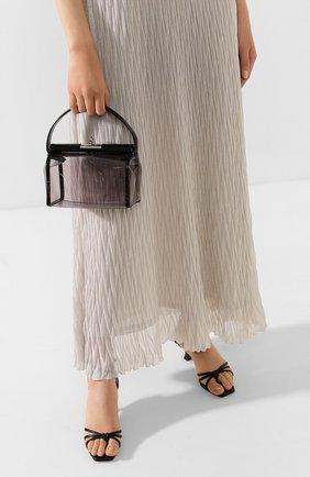 Женская сумка water GU_DE черного цвета, арт. G020SMCL001A | Фото 2