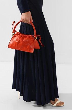 Женская сумка bom YUZEFI оранжевого цвета, арт. YUZSS20-B0 | Фото 2