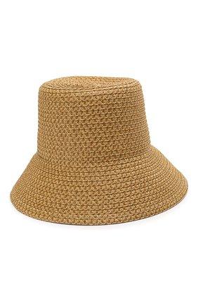 Женская шляпа ERIC JAVITS темно-бежевого цвета, арт. 12971/MARINA | Фото 1