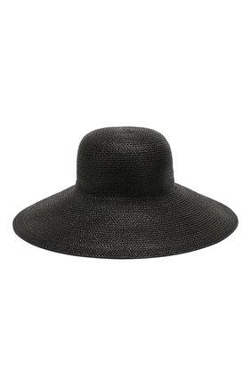 Женская шляпа ERIC JAVITS черного цвета, арт. 13806/BELLA | Фото 1