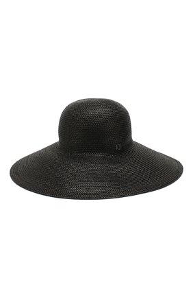 Женская шляпа ERIC JAVITS черного цвета, арт. 13806/BELLA | Фото 2