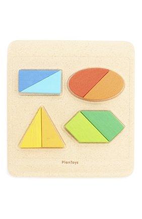 Детского игра геометрия PLAN TOYS разноцветного цвета, арт. 5645 | Фото 1