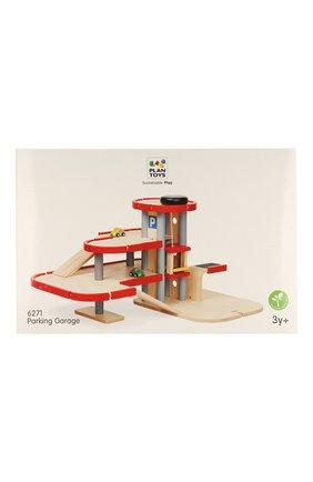 Детского игра парковка PLAN TOYS разноцветного цвета, арт. 6271 | Фото 1