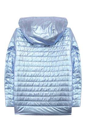 Детская куртка с капюшоном FREEDOMDAY сиреневого цвета, арт. EFRJG4318V-765 | Фото 2