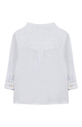 Льняная рубашка | Фото №2