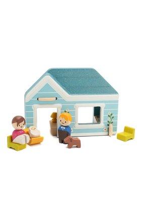 Детского игра дом PLAN TOYS разноцветного цвета, арт. 6617 | Фото 1