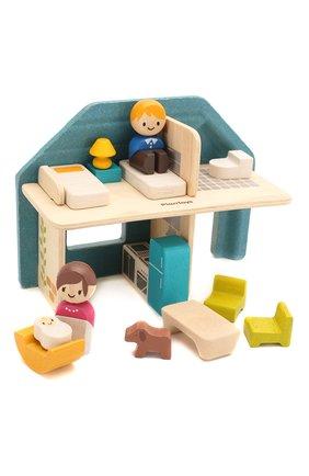 Детского игра дом PLAN TOYS разноцветного цвета, арт. 6617 | Фото 2