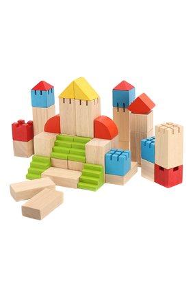 Детского конструктор блоки PLAN TOYS разноцветного цвета, арт. 5527   Фото 2