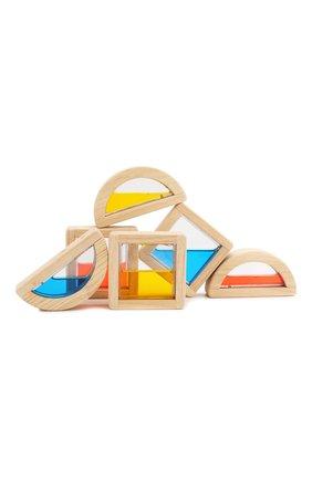 Детского игра водяные блоки PLAN TOYS разноцветного цвета, арт. 5523 | Фото 1