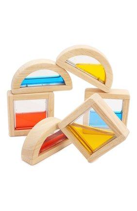 Детского игра водяные блоки PLAN TOYS разноцветного цвета, арт. 5523 | Фото 2