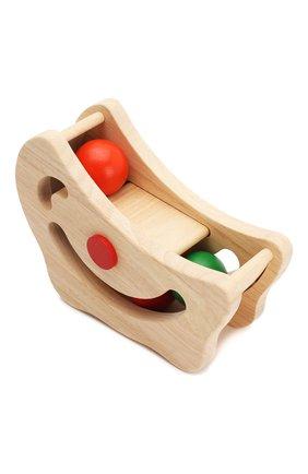Детского игра горка с шарами PLAN TOYS разноцветного цвета, арт. 5315 | Фото 2