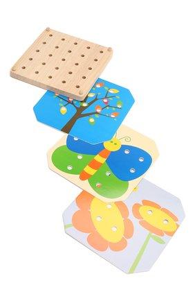 Детского игра мозаика PLAN TOYS разноцветного цвета, арт. 5162 | Фото 1