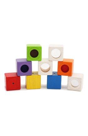 Детского игра активные блоки PLAN TOYS разноцветного цвета, арт. 5531 | Фото 1