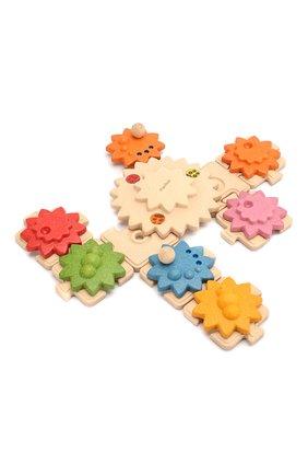 Детского игра-шестеренки PLAN TOYS разноцветного цвета, арт. 5636 | Фото 1
