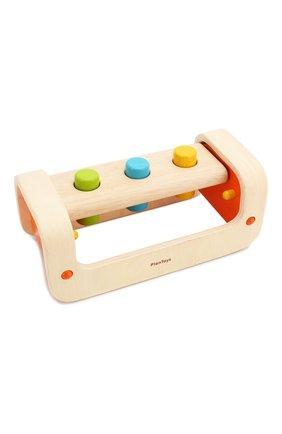 Детского игра забивалка PLAN TOYS разноцветного цвета, арт. 5350 | Фото 3