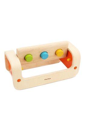 Детского игра забивалка PLAN TOYS разноцветного цвета, арт. 5350 | Фото 4