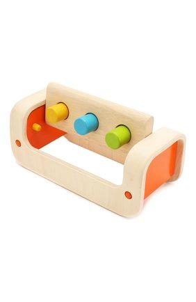 Детского игра забивалка PLAN TOYS разноцветного цвета, арт. 5350 | Фото 5