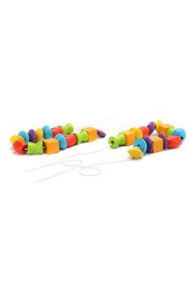Детского игра собери бусы PLAN TOYS разноцветного цвета, арт. 5353 | Фото 2