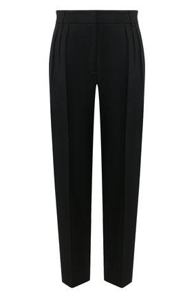 Женские брюки ACNE STUDIOS черного цвета, арт. AK0209 | Фото 1