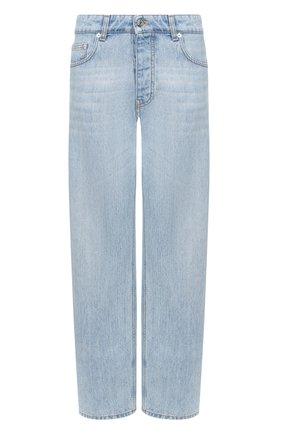 Женские джинсы NANUSHKA голубого цвета, арт. AMARILL0_BLUE WASH_RIGID DENIM | Фото 1