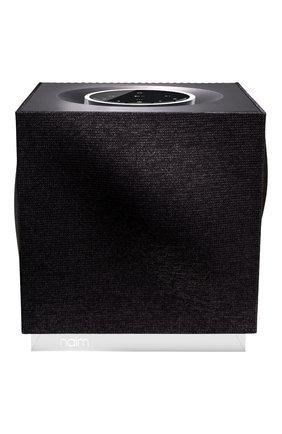 Мужские беспроводная музыкальная система mu-so qb 2nd generation NAIM черного цвета, арт. 00-019-0025 | Фото 1