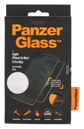 Защитное стекло для iPhone 11 Pro Max CF CamSlider Privacy | Фото №1