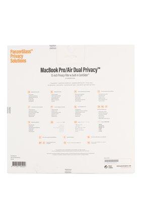 Мужской защитное стекло magnetic privacy 15.4'' для macbook pro PANZERGLASS прозрачного цвета, арт. 522 | Фото 2