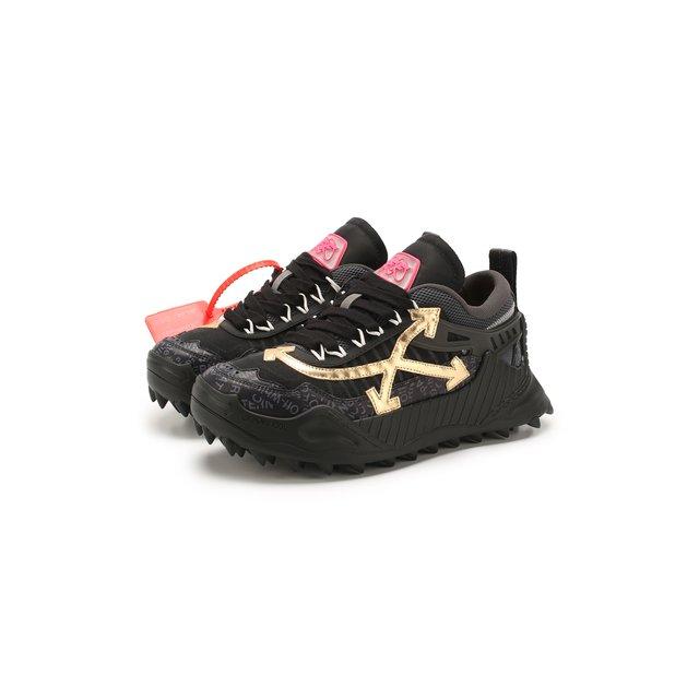 Комбинированные кроссовки Off-White — Комбинированные кроссовки