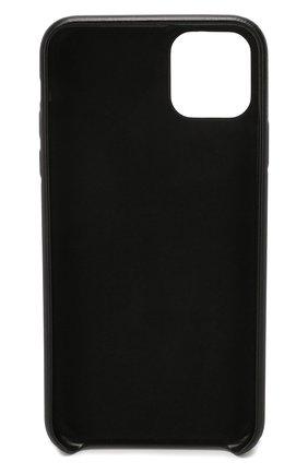 Мужской чехол для iphone 11 pro max VETEMENTS черного цвета, арт. SS20SA009 1373/W/IPH0NE PR0MAX | Фото 2