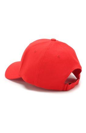 Мужской хлопковая бейсболка Y-3 красного цвета, арт. FS3319/M | Фото 2