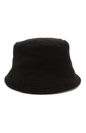 Мужская хлопковая панама NEIL BARRETT черного цвета, арт. PBCP215D N9505 | Фото 2
