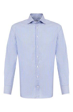 Мужская хлопковая сорочка VAN LAACK голубого цвета, арт. RIVARA-SFN/151778 | Фото 1