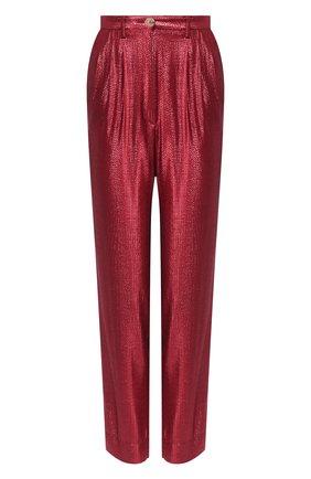 Женские брюки FORTE_FORTE бордового цвета, арт. 7266 | Фото 1