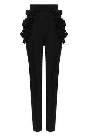 Женские брюки ULYANA SERGEENKO черного цвета, арт. PNT002FW19P (1655т19) | Фото 1