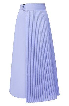 Женская юбка HYKE голубого цвета, арт. 14091 | Фото 1