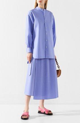 Женская юбка HYKE голубого цвета, арт. 14091 | Фото 2