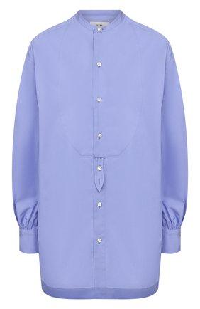 Женская рубашка HYKE голубого цвета, арт. 15105 | Фото 1