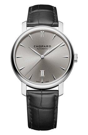 Мужские часы classic CHOPARD серебряного цвета, арт. 161278-1004   Фото 1