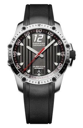 Мужские часы superfast automatic CHOPARD черного цвета, арт. 168536-3001 | Фото 1