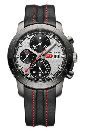 Мужские часы mille miglia zagato CHOPARD серебряного цвета, арт. 168550-3004 | Фото 1