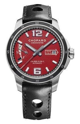 Мужские часы mille miglia 2015 race edition CHOPARD красного цвета, арт. 168566-3002 | Фото 1