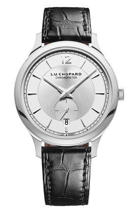 Мужские часы xps 1860 edition CHOPARD серебряного цвета, арт. 168583-3001 | Фото 1