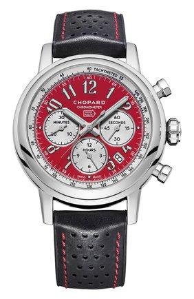 Мужские часы mille miglia racing colours CHOPARD красного цвета, арт. 168589-3008 | Фото 1