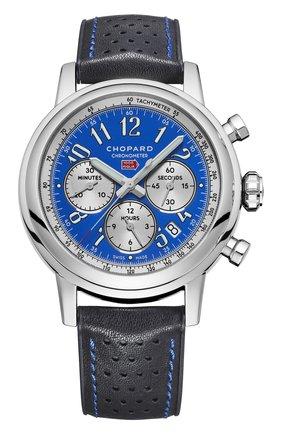 Мужские часы mille miglia racing colours CHOPARD бесцветного цвета, арт. 168589-3010 | Фото 1