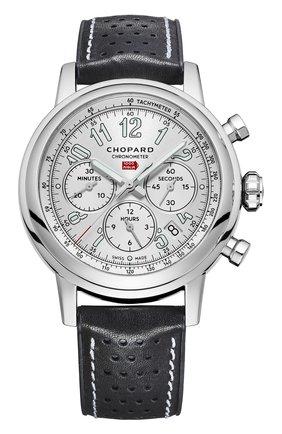 Мужские часы mille miglia racing colours CHOPARD серебряного цвета, арт. 168589-3012   Фото 1
