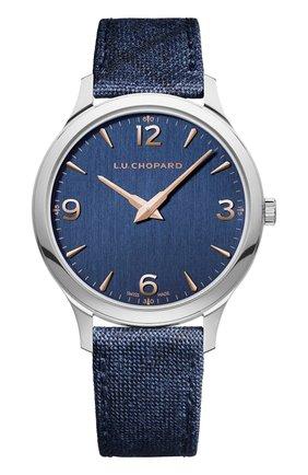 Мужские часы luc xp CHOPARD бесцветного цвета, арт. 168592-3002 | Фото 1