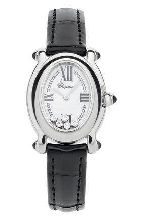 Женские часы happy sport CHOPARD белого цвета, арт. 277465-1005   Фото 1